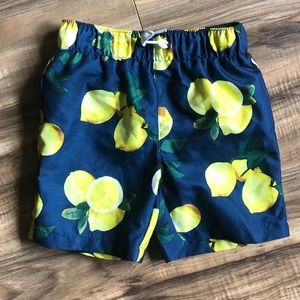 City Streets Swim - Boys swim trunks